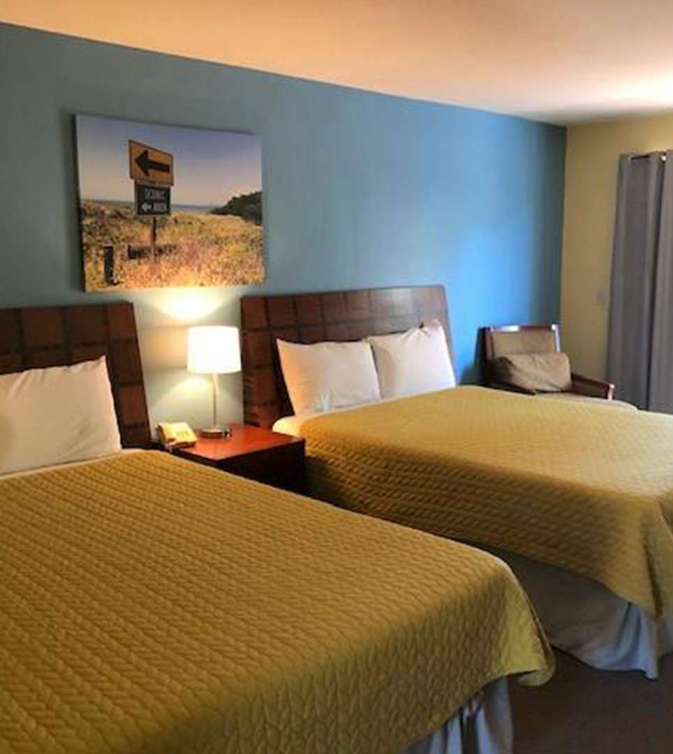 SPACIOUS, MODERN, AND WELL-APPOINTED <br>CHOOSE FROM OUR IMPRESSIVE ARRAY OF GUEST ROOMS